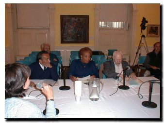 Picture of Anti-Poverty group panelist