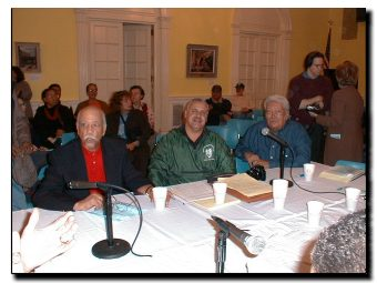 Picture of the Stickball panelist